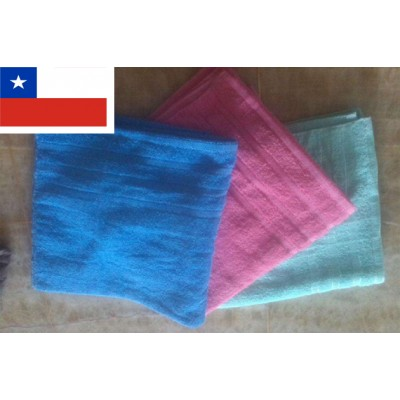 Cooperation case of small bath towel procurement in Chile