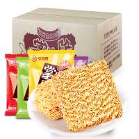 Multiple flavors heathy Chinese snacks friedcrisp and dry Instant noodles
