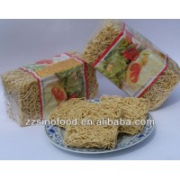 Instant Food Instant Noodles Egg Noodles Mellow in Taste